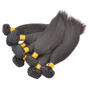 Remy Indian hair bulk from China (mainland)