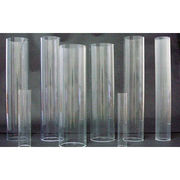 Transparent acrylic tubes from China (mainland)