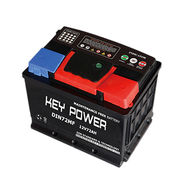 DIN72MF vehicle battery from China (mainland)