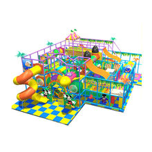 Professional Design Team Indoor Soft Playground Equipment