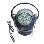 Rotating search lamp from China (mainland)