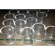 Clear acrylic pipe from China (mainland)