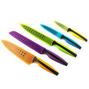 Top quality Non-stick coating blade knife set PP T from China (mainland)