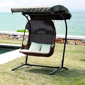 View More Double Swing Chair