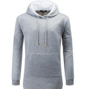 Men's Hipster Hip Hop Pullover Hoodies Sweatshirts from China (mainland)