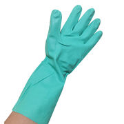 Green Nitrile Household Gloves from China (mainland)