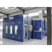 IR Heating Systems Automobile Spray Booth from China (mainland)