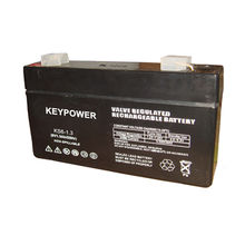 6v sealed lead acid rechargeable battery from China (mainland)