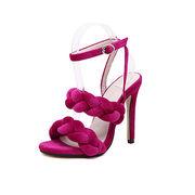 Stiletto heel sandals from China (mainland)