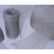 SS/PP knitted metal mesh/gas-liquid filter screen from China (mainland)
