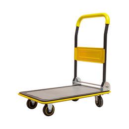 Folding platform cart/platform luggage cart/platform hand cart/warehouse platform cart