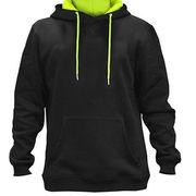 Men's Organic Cotton Super Athletic Pullover Hoodi from China (mainland)