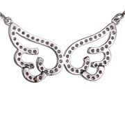 CZ alloy necklaces from China (mainland)