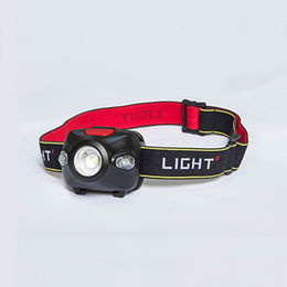 430lm Dual color Focusing Headlamp with red light, CREE LED & IP45 warterproof from Yangdong Light Squared Lighting Co. Ltd