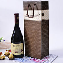 Wine printing paper bags from China (mainland)