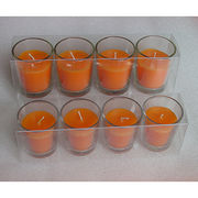 Candle glass from China (mainland)