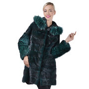 Women's Winter Fur Parka from China (mainland)