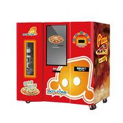 Wi-Fi pizza vending machine from China (mainland)