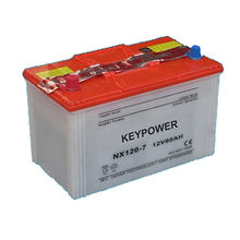 Dry charge car battery from China (mainland)