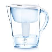 2016 New Model 3.5L Alkaline Water Filter, Pitcher White