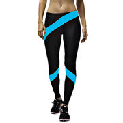 Women's sports pants in seamless design, stock and customized available from Meimei Fashion Garment Co. Ltd