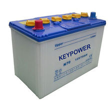 Dry automotive battery from China (mainland)