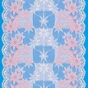 Two-tone Lace Trims Fujian Changle Xinmei Knitting lace Co.Ltd