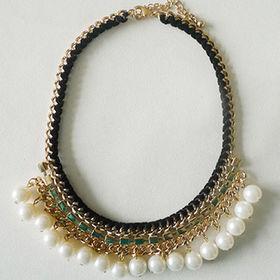 China Vogue Statement Necklace