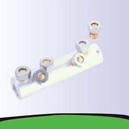 China Bolt Aluminium Sleeve Clamp GLL-01