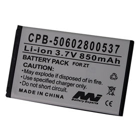 Li-ion mobile phone battery from China (mainland)