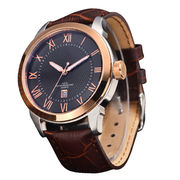 Fashion men quartz wrist watch from China (mainland)
