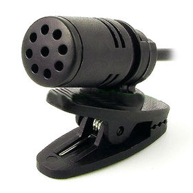 Hong Kong SAR Clip on wired microphone