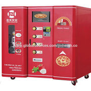 Pizza vending machine from China (mainland)