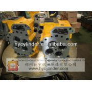 cylinder head - Komatsu Engine Parts 6d125 Cylinder Head