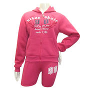 Women's hoodies suits from China (mainland)