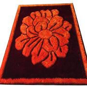 Shaggy rugs from China (mainland)