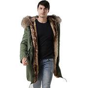 Men fur coat from China (mainland)
