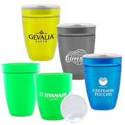 10 oz. Plastic Twin Cups from China (mainland)