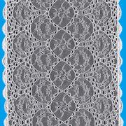 Stretch Jacquard Lace Trim Fujian Changle Xinmei Knitting lace Co.Ltd
