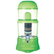3L Mineral Pot Korean Faucet Water Filter, Green