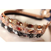 Hair Accessories Crystal Rhinestone Beads from China (mainland)