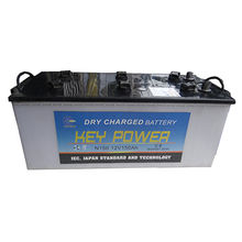 Dry charge truck starting battery from China (mainland)