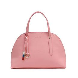 China Women shoulder bag handbag genuine leather handbag with BSCI(ZX10367)