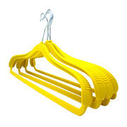 Velvet multiple function clothes hanger from China (mainland)