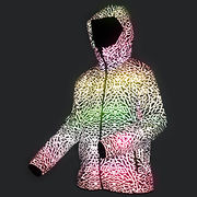 OEM/ODM Reflective Print on Fabrics Service Specially for Ski Outfits