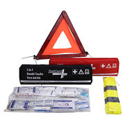 3 in 1 Car First Aid Kit from China (mainland)