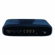 New H.265 decoder, digital TV STB DVB-T2 with SCART output from Shenzhen Ablee Electronic Company Limited