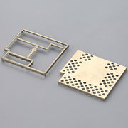 Precision silver nickel stamping parts shielding b from China (mainland)