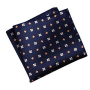 China Men's Elegant Pocket Square, Comes in Various Designs