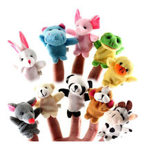 Finger puppet from China (mainland)